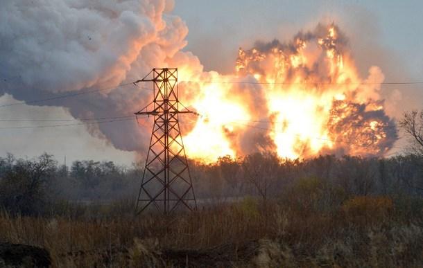 Chính phủ Ukraine bác bỏ cáo buộc sử dụng vũ khí sát thương tấn công khu vực đông dân cư