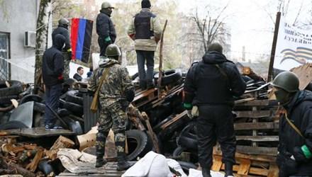 Tình hình Ukraine căng thẳng vì nguy cơ khủng bố trước thềm cuộc bầu cử Quốc hội ngày 26/10