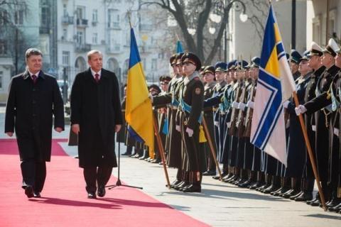 Tình hình Ukraine mới nhất cho biết Thổ Nhĩ Kỳ tăng cường hợp tác kỹ thuật-quân sự với Ukraine