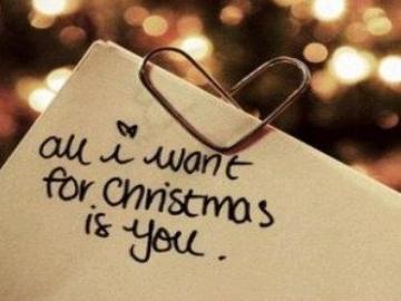 Tin nhắn giáng sinh cho người yêu không ở bên nhau