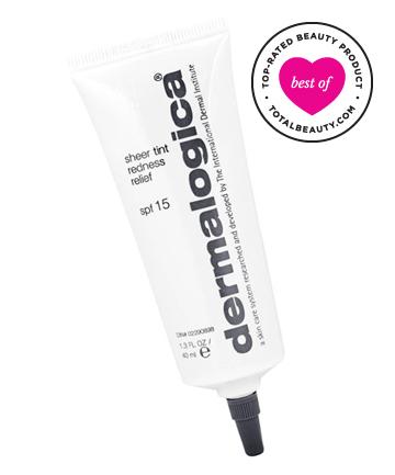 Dermalogica Sheer Tint Moisture SPF 15 gồm chống nắng, một chút màu cho vẻ tươi sáng, và chất dưỡng ẩm mà không gây ra mụn