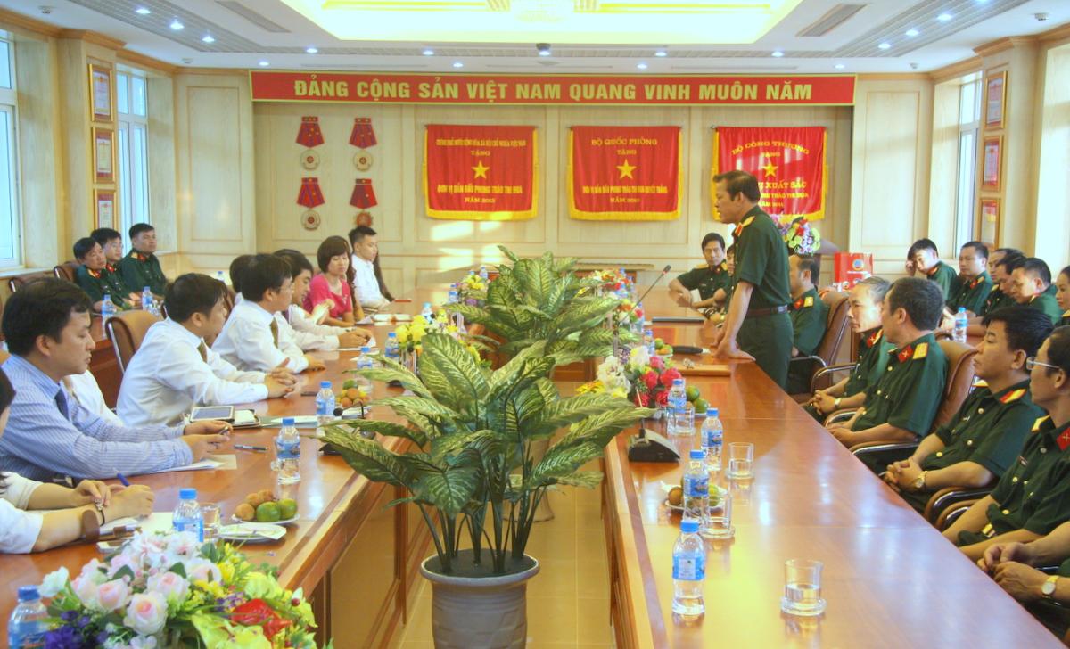 tin tức mới cập nhật 24h ngày27/11: Công tác cơ yếu phục vụ sự nghiệp CNH, HĐH đất nước