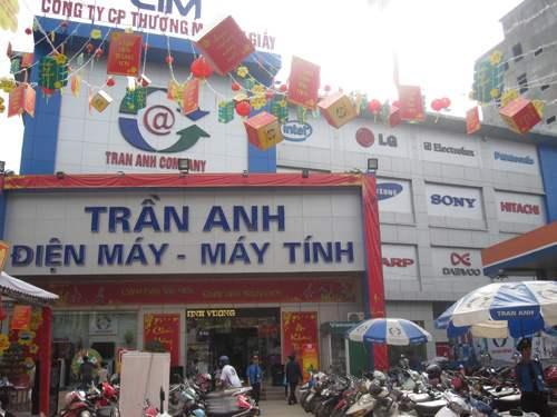 Hiện Trần Anh đang tìm kiếm các địa điểm khác thay thế