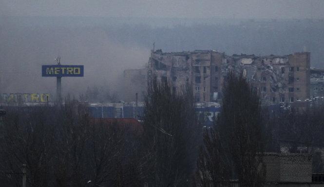tin tức thời sự mới nhất hôm nay 18/11: EU cấm vận quân ly khai Ukraina