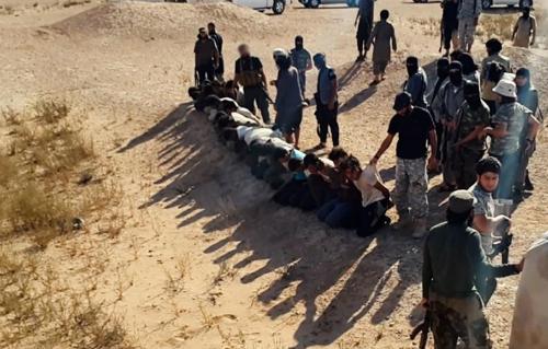 tin tức thời sự mới nhất hôm nay 18/11: IS đã hành quyết hơn 1500 người