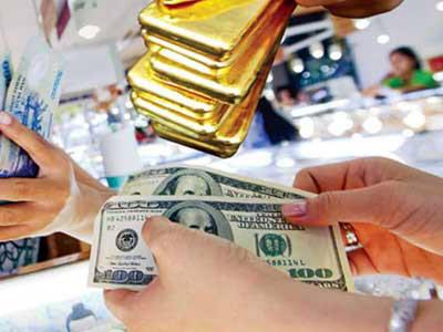 tin tức thời sự mới nhất hôm nay 20/11: giá vàng, USD đã hạ nhiệt