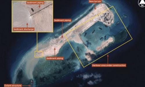 Tin tức thời sự mới nhất hôm nay 22/11: Mỹ đề nghị Trung Quốc ngừng xây đảo nhân tạo ở Trường Sa