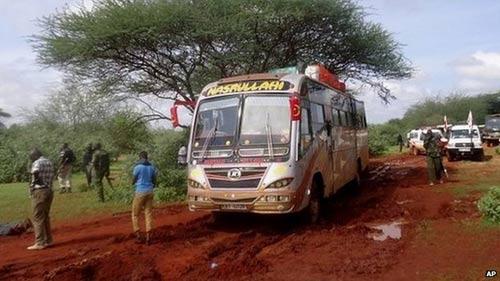 tin tức thời sự mới nhất hôm nay 23/11: Phiến quân điên cuồng tàn sát người vô tội ở Kenya