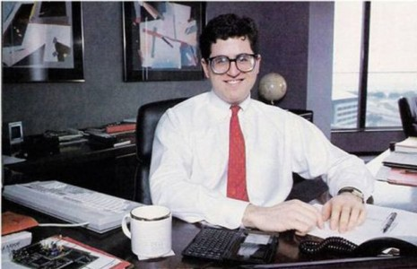 Michael Dell chàng tỉ phú khởi nghiệp với niềm đam mê máy tính