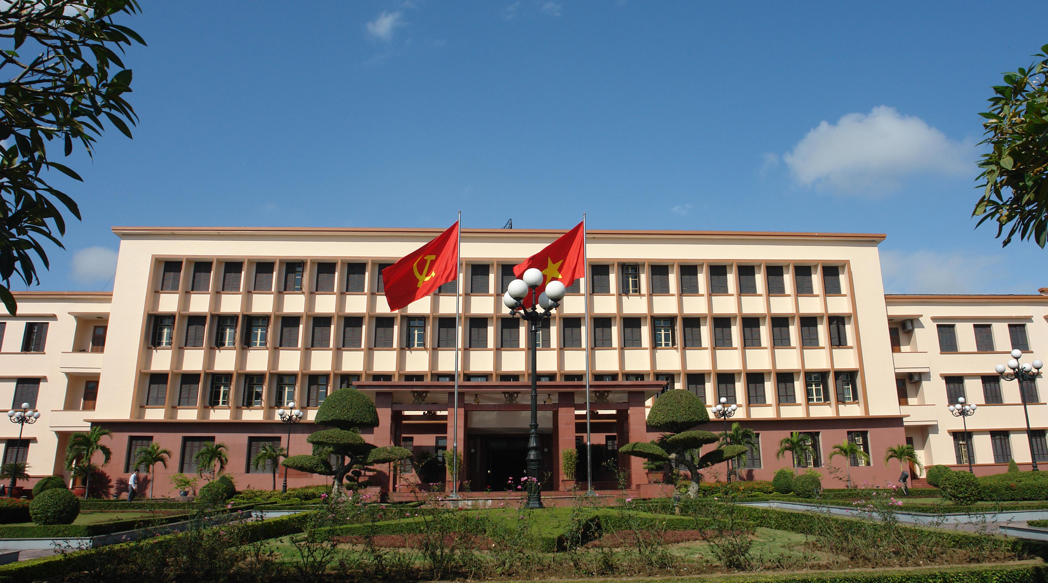 tỉnh ủy quảng ninh