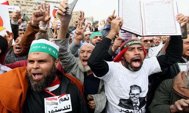 Tổ chức phi chính phủ ở Ai Cập liên quan đến phong trào Anh Em Hồi Giáo