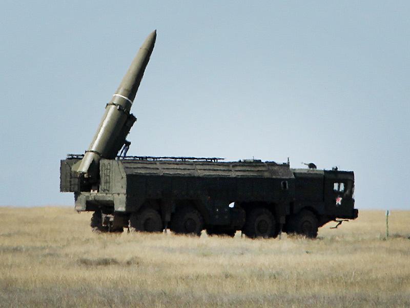 Tổ hợp tên lửa đạn đạo chiến thuật Iskander-M đóng vai trò quan trọng trong việc bảo vệ lãnh thổ Nga