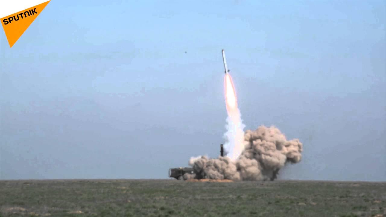Tên lửa đạn đạo Iskander-M có tầm bắn từ 400-500km