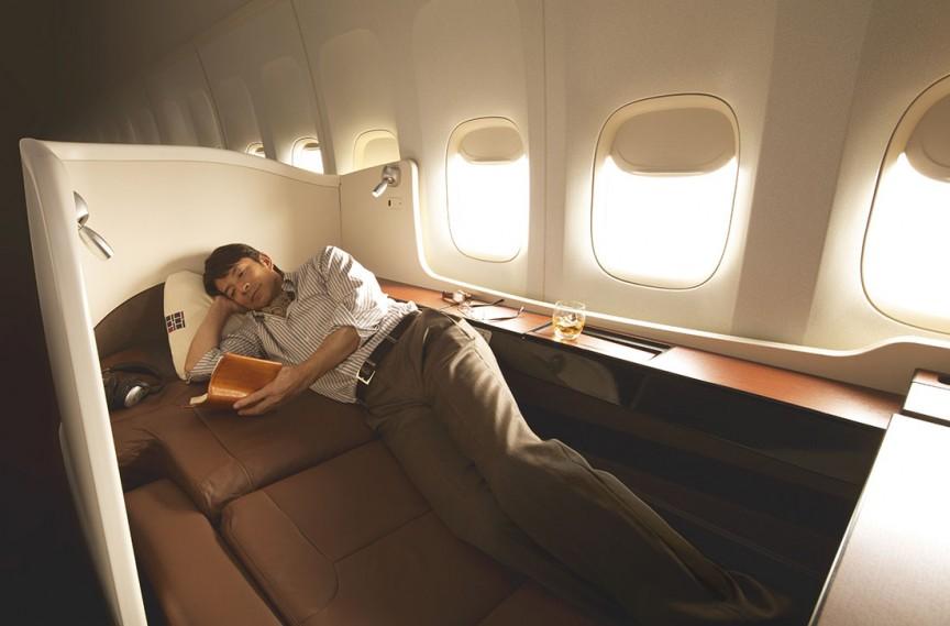 Japan Airlines xứng đáng góp mặt trong danh sách những hãng có khoang máy bay hạng sang đắt đất thế giới
