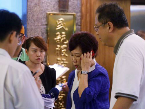 Danh sách nạn nhân vụ máy bay GE 222 của hãng TransAsia Airways vừa rơi gần sân bay ở Đài Loan đang được cập nhật