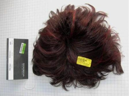Một lôại tóc giả của Trung Quốc bị thu hồi tại Đức vì có chứa  chất hóa học độc hại 4-aminoazobenzene trên mức cho phép