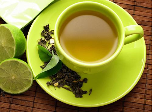 Bí quyết làm đẹp hiệu quả với lá trà xanh - ảnh 2