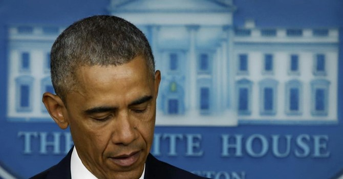 Tổng thống Barack Obama vừa bị tin tặc tấn công vào hộp thư điện tử