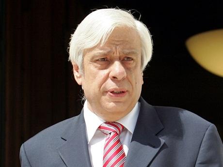 Tân Tổng thống Hy Lạp ông Prokopis Pavlopoulos