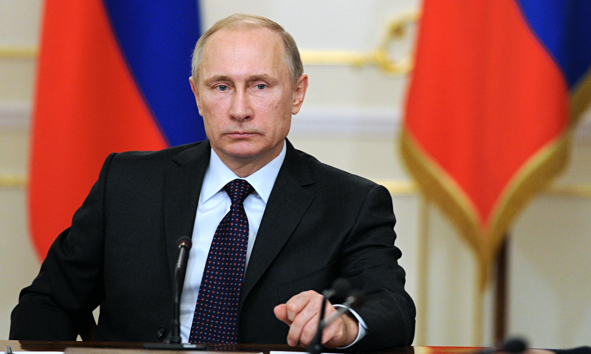 Tổng thống Nga Putin sẽ không tham dự hội nghị thượng đỉnh APEC được tổ chức ở Philippines vào ngày 18 – 19/11