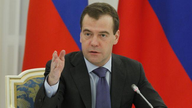 Đại diện của Nga dự hội nghị APEC 2015 thay cho Tổng thống Putin sẽ là Thủ tướng Dmitry Medvedev