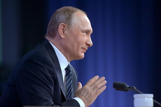 Bên cạnh những câu hỏi về các vấn đề lớn , đời sống riêng của Tổng thống Nga Putin cũng rất được quan tâm
