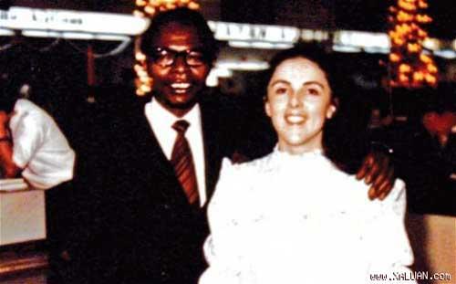 Bố mẹ của Tổng thống Obama