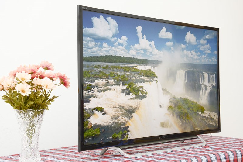 Ứng dụng mạng giải trí của mẫu tivi Sony giá rẻ KDL-40W600B phong phú, đa dạng