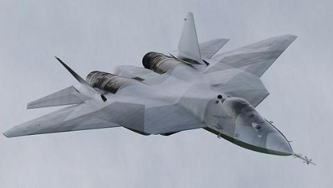 Chiến đấu cơ tàng hình thế hệ thứ 5 T-50 của Nga là cái tên đầu tiên được nhắc đến trong top 5 siêu vũ khí Nga