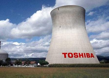 Tập đoàn Toshiba hiện đang đầu tư lớn vào thị trường điện hạt nhân ở nhiều nước trên thế giới