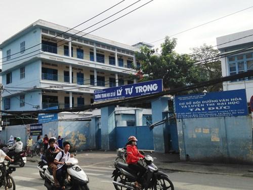 Ngôi trường nơi xảy ra sự việc đau lòng