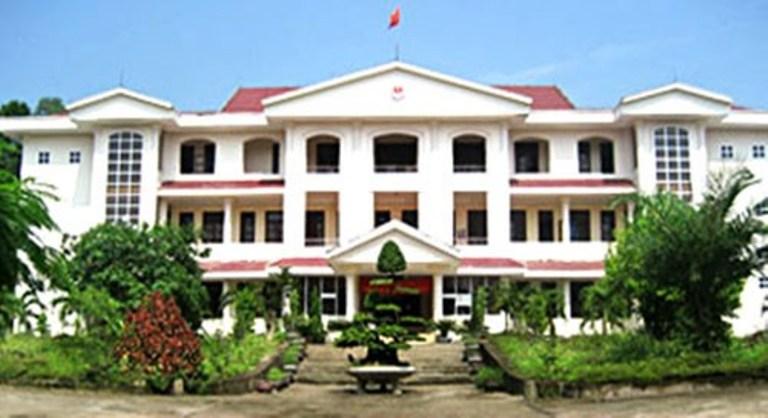 Trụ sở UBND huyện Tuyên Hóa vừa bị trộm đột nhập