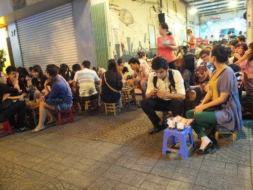 Người Việt trẻ ngày càng thích