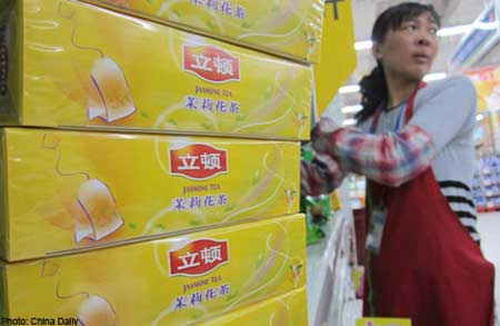 Trước đó dư luận cũng từng xôn xao vì nhiều loại trà Lipton tại Trung Quốc được khẳng định có thuốc trừ sâu cấm