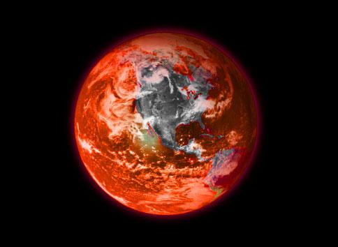 Nhân loại đã phá với 4 trong 9 'ranh giới hành tinh' khiến Trái Đất diệt vong