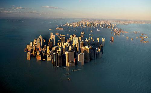 Mực nước biển đang tăng nhanh trong 2800 năm qua do trái đất nóng lên