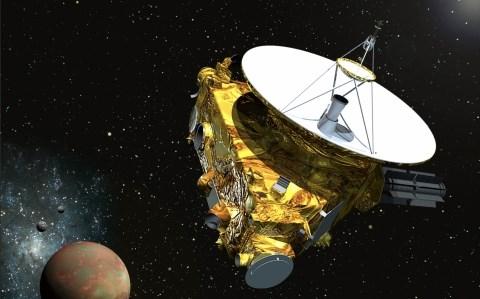 Phải mất 25 triệu năm, tàu New Horizon mới có thể đi hết quãng đường từ Trái đất đến hành tinh Kepler-425b. Ảnh AP