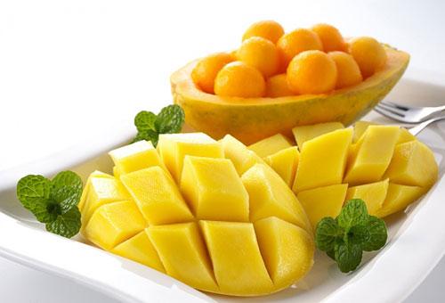 Trái xoài thơm ngon có nhiều công dụng tốt cho sức khỏe