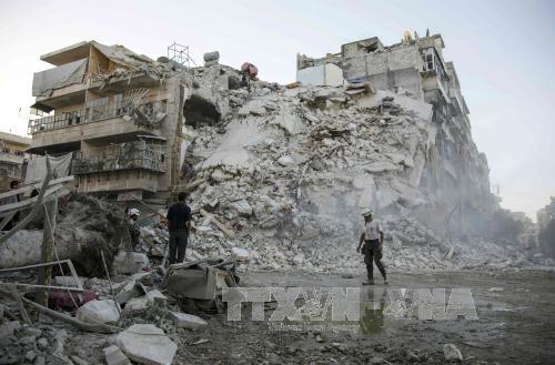 Chiến sự Syria mới nhất hôm nay ngày 19/10/2016