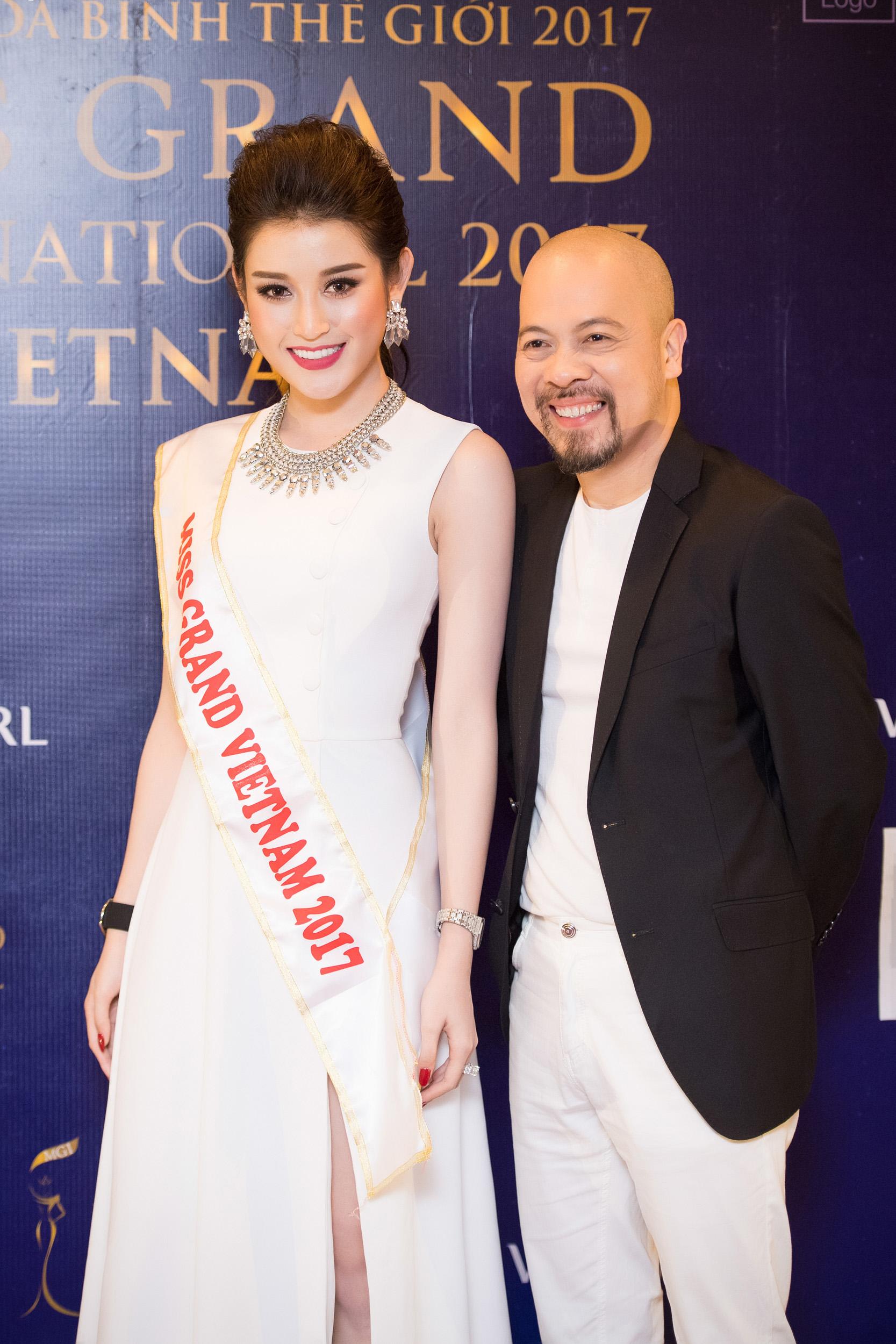 Á hậu Huyền My chính thức được cấp phép dự thi Hoa hậu Hoà bình thế giới