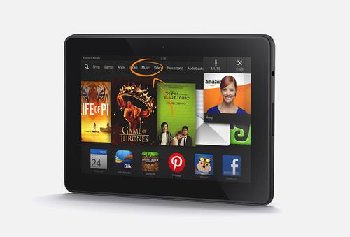 máy tính bảng Amazon Kindle Fire HDX 8.9