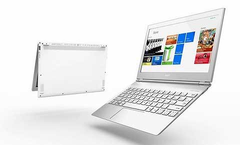 Máy tính xách tay siêu nhẹ Acer Aspire S7