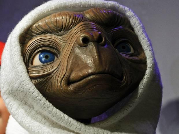 người ngoài hành tinh ET