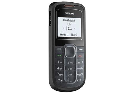Nokia 1202 – 2009