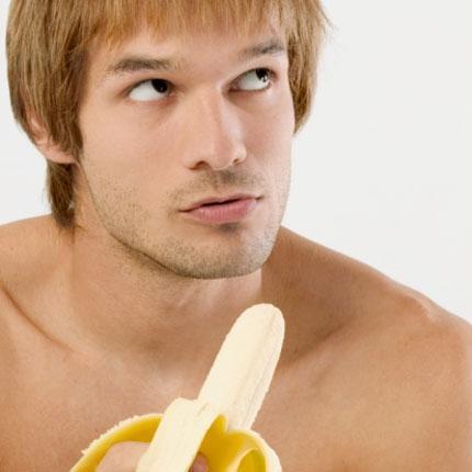 Trị xuất tinh sớm, chữa yếu sinh lý nam giới bằng quả chuối - ảnh 2