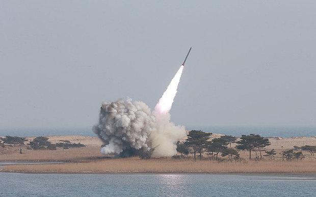 Việc Triều Tiên phóng tên lửa và thử nghiệm hạt nhân đã vấp phải sự phản đối kịch liệt từ các nước
