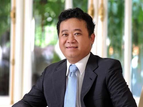 Ông Tâm là một trong những đại gia Việt có nhiều bằng cấp nhất