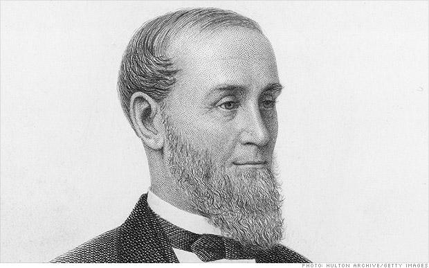 Gia đình nhà tài phiệt Alexander Turney Steward đã phải trả một khoản tiền cho những kẻ trộm xác để chuộc lại xác ông
