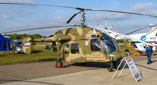 Nga bắt đầu sản xuất trực thăng Ka-226T vào năm 2016