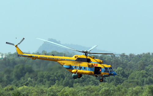 Trực thăng rơi tại Hà Nội khiến 20 người thiệt mạng